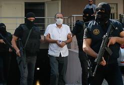 Son dakika... İzmirde yakalanan DHKP/C üyesi adliyeye sevk edildi