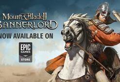 Mount & Blade II: Bannerlord Epic Games Store'a Çıktı