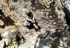 MSB Pençe-Kaplan Operasyonundan görüntüler paylaştı Ara-bul-yok et...