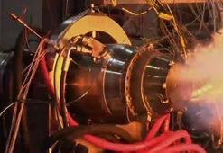 Yerli füze motorununun testini Bakan Varank gerçekleştirdi
