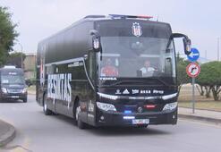 Beşiktaş, Denizliye gitti