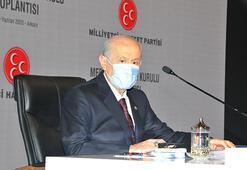 Son dakika... MHP lideri Bahçeliden corona virüse karşı ikinci dalga uyarısı