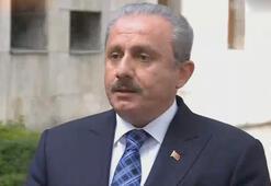 Son Dakika: TBMM Başkanı Mustafa Şentop açıklamalarda bulundu