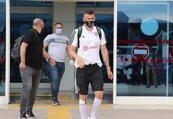 Beşiktaş kafilesi Denizlide İşte kadroda yer alan isimler...