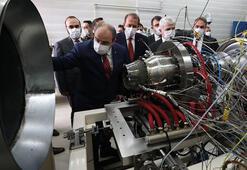 Türkiyede ilk Gemisavar füze motoru test edildi