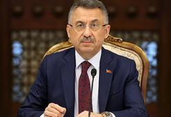 Cumhurbaşkanı Yardımcısı Oktaydan Libya açıklaması