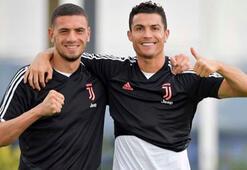 Merih Demiral, Ronaldo ile yaşadığı diyaloğu açıkladı