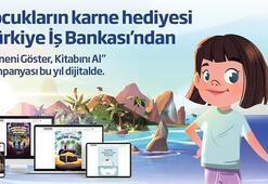 'Karnesini gösterene kitap' kampanyası