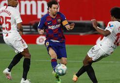 Sevilla - Barcelona: 0-0