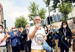 Baro başkanları  Ankara'ya yürüyor