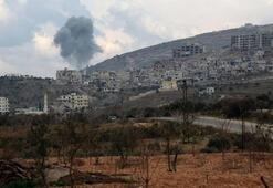 Rejimden bombardıman muhaliflerden yanıt