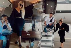 Selin Ciğerci Bodrum tatili için özel jet kiraladı