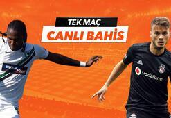 Denizlispor - Beşiktaş canlı bahis heyecanı Misli.comda