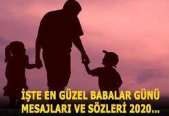En güzel Babalar Günü mesajları 2020 Resimli, uzun, duygusal Babalar Günü mesajı ve sözleri...