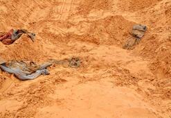 Libya ordusu 5 Hazirandan bu yana 190 ceset bulunduğunu açıkladı
