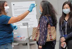 Son dakika... ABDde corona virüs nedeniyle 717 kişi daha öldü