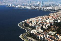 İzmir'deki kaçak yapılara  yıkım