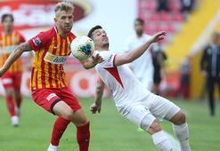 Kayserispor - Gençlerbirliği: 2-0