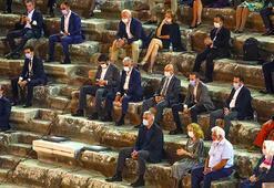 Aspendos Antik Tiyatroda büyükelçilere konser