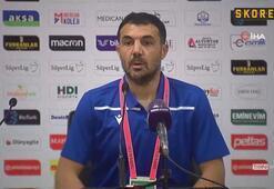 Hasan Özer: Bizim için hayati bir maçtı