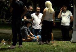 Kadıköyde dehşet Evlilik teklifi için gittikleri parkta kurşunların hedefi oldular