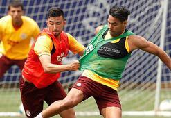 Galatasarayda Gaziantep hazırlıkları tamamlandı