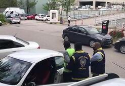 Ankarada değnekçi operasyonu: 9 gözaltı