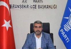 AK Partili İlçe Başkanı Ali Tekinin corona virüs testi pozitif çıktı