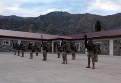 MSB: Komandolarımız 40 kiloluk çantalarla operasyon için sınır ötesine geçti