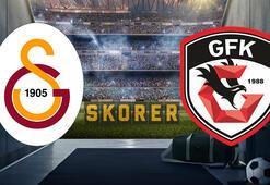 Galatasaray-Gaziantep FK maçı saat kaçta başlayacak, hangi kanalda yayınlanacak İşte muhtemel 11ler