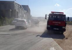 Son dakika...Gaziantepte 3 günde iki fabrika yandı