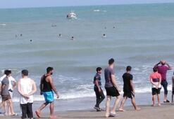 Son dakika... Babalar Gününde denize facia Oğlunu kurtarmaya çalışırken boğuldu