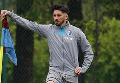 Son dakika | Trabzonsporda Jose Sosa kadroda yer aldı