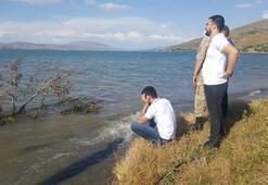 Elazığda serinlemek için göle giren kişi boğuldu