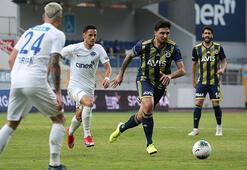 Kasımpaşa-Fenerbahçe: 2-0