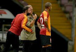 Son dakika | Galatasarayda Mariano ve Ahmet Çalık şoku Başakşehir maçında yok