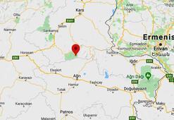 Son dakika haberi: Karsta 4.1 büyüklüğünde deprem
