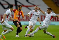 Galatasaray Gaziantep FK: 3-3