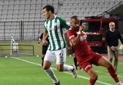 Konyaspor - Demir Grup Sivasspor: 2-2