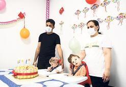 Siyam ikizlerinin ilk ayrı yaş günü