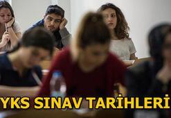YKS sınavı ne zaman, hangi saatlerde gerçekleştirilecek TYT, AYT, YDT 2020 sınav tarihleri