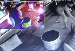Son dakika: İstanbulda akılalmaz olay Arkadaşını tinerle yaktı
