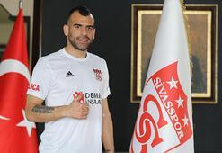 Sivassporlu Skuletic golle tanıştı