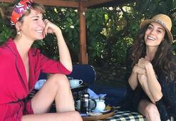 Cansu Dere: Ece Sükan ile tatil yapmak müthiş