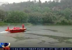 Çinde facia... 8 çocuk nehirde boğuldu