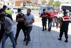 14 ildeki göçmen kaçakçılığı operasyonunda 21 şüpheli adliyede