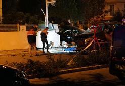 Muğlada, kamyonet ile otomobil çarpıştı: 1 ölü, 4 yaralı