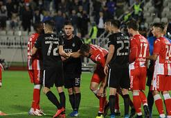 Kızılyıldızın 5 futbolcusu Kovid-19a yakalandı