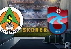 Zirveyi yakından ilgilendiren mücadele Alanyaspor-Trabzonspor maçı saat kaçta hangi kanalda Muhtemel 11ler...