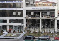 Son dakika... Vergi dairesi saldırısı ile ilgili yeni gelişme